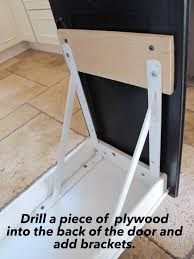 Diy Kitchen Pull Out Shelves How To Mount Drawer In Cabinet W O Side Kitchensource Pinterest