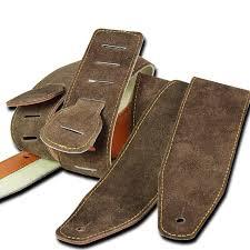 leather shoulder pads electric guitar strap folk guitar strap belt bass thickening leather strap acoustic guitar strap bass belt