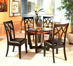 round wooden table and chairs small round glass dining tables small round glass dining table small