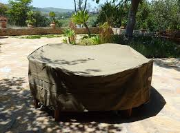 impressive round outdoor table cover tips for selecting outside furniture covers front yard