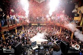 Opera nightclub teen night