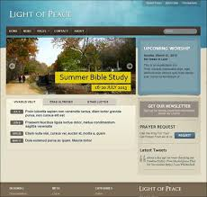 Church Website Templates Awesome 28 Engaging Church Website Templates Creative CanCreative Can