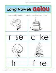 Download all our long vowels worksheets for teachers, parents, and kids. Long Vowels Worksheets Phonics Worksheet