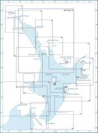 Sea Charts Nz Boat Books How To Find New Zealand North Island Nautical