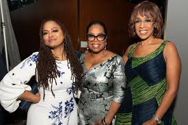 Ava DuVernay says Gayle King is finally be recognized for her work