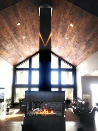 gas open fireplace open fireplace insert how far to damper designs pictures fires efficiency flue custom