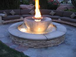 architecture outdoor gas fire pits designs amazing pit ideas labomantis com with regard to 9