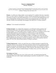 good narrative essay example toreto co topics writing a examples  example essays topics good science essay argument literacy narrative ideas comsec manager cover letter word intended