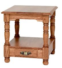 oak end tables. Home / Oak Tables End \u0026 Lamp I