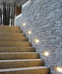 exterior led recessed rectangular wall