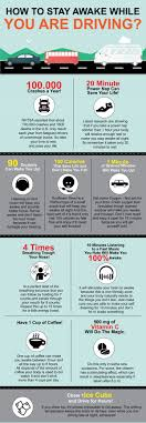 infographic how to stay awake while you are driving fueloyal how to stay awake while driving s