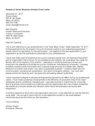 Cover Letter Mckinsey Mckinsey Business Analyst Cover Letter Sample Ideas Collection For