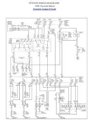 2000 chevy s10 pickup wiring diagram wiring diagram schematics anyone have a tail light wiring diagram 1998 2 2l pickup s 10