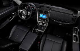 2018 jeep liberty interior.  jeep jeep debuts upscale grand cherokee overland summit liberty jet at la show with 2018 jeep liberty interior