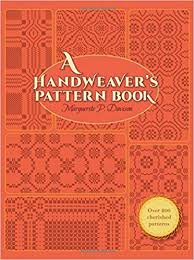 a handweaver s pattern book marguerite porter davison 9781626548428 amazon books