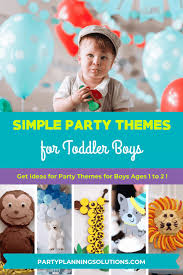 300 awesome themes for kids birthday