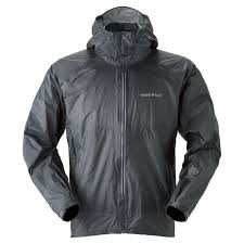 Montbell Light Shell Outer Jacket Montbell Versalite Jacket Packable Rain Jacket Hiking