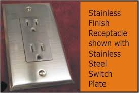 metal switch plates. Contemporary Metal Stainless Steel Switch Plates Plates Socketops On  Plate  Inside Metal Switch Plates Z