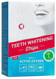 <b>Global</b> White <b>Отбеливающие полоски</b> для зубов за 7 дней ...