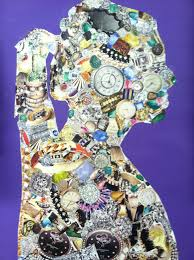 example of collage silhouette magazine collage mrs dahl