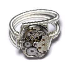 Kinekt Design Gear Necklace Steampunk General Valentine
