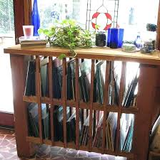 stained glass storage racks rack craft room plans