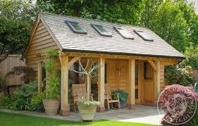 garden houses. our oak framed home offices, annexes and summer houses are designed specifically around the client\u0027s garden
