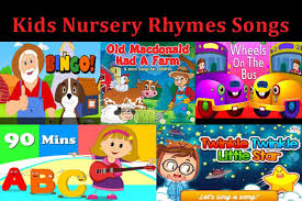 create animation for kids nursery