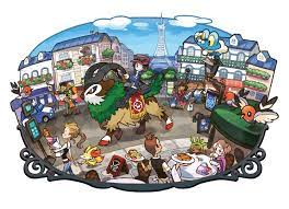 Artwork Pokémon XY   Pokemon, Pokemon x and y, Pokemon website