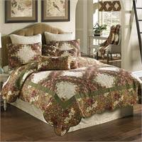 LINENS-N-MORE INC. - Oversized King Quilts & WATERCOLOR IRISH CHAIN QUILT Adamdwight.com