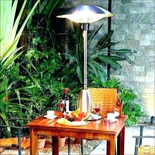 tabletop patio heater instructions portable propane gas fire sense stainless steel