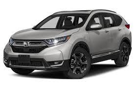 2018 Honda Cr V Trim Levels Configurations Cars Com