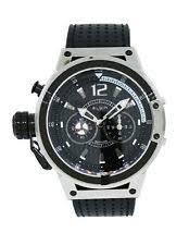 elgin 1863 12110 1 men s analog left handed round black silicone elgin 1863 12110 2 men s analog left handed round stainless steel leather watch