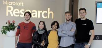 Microsoft Intern Researcher Opportunities For Phd Students 2019 2020