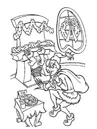 Can you hear the grinch coloring page. The Grinch Coloring Pages Free Printable The Grinch Coloring Pages