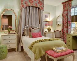 Little Girls Bedroom Ideas With Valance And Curtain