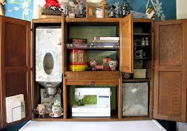 Hoosier Kitchen Cabinet Antique Kitchen Cabinets With Flour Sifter Cliff Kitchen