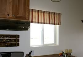 kitchen window valances ideas for a border home design and decor