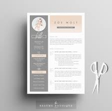 Resume Template 5pages   Dolce Vita .