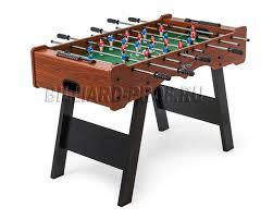 Игровой <b>стол</b> - футбол <b>Dusseldorf</b> II - <b>4</b> фута (коричневый)