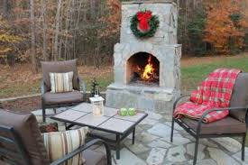 outdoor fireplace fire pits and patios mcclard son irrigation with regard to how build an cinder