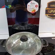 Bếp Điện Từ Đơn Elmich ICE-1827 2100W Tặng Kèm Nồi Lẩu giá cạnh tranh