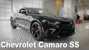 Camaro chevy camaro ss specs : New 2016 Chevy Camaro SS Lakeville, Bloomington, Burnsville ...