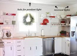 sink lighting kitchen. i do not want to hang lights in the middle of room or above table right now because am sure how look yet kitchen 004 sink lighting n
