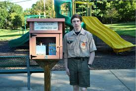 Eagle Scout Project Sign In Sheet Library Build Case Study Eagle Scout Project Little Free
