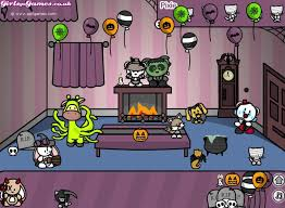halloween decoration a free girl game on girlsgogames com