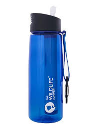 Image Inch Connector The Wildlife Company Water Purifier Bottle With Integrated Purifier Straw 650ml Amazonin The Wildlife Company Water Purifier Bottle With Integrated Purifier