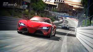Drive the Toyota FT-1 Concept Coupé in Gran Turismo®6 - gran ...