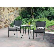 white wrought iron furniture. Outdoor Cafe Table Set Small Garden Bistro And Chairs White Wrought Iron Patio Furniture