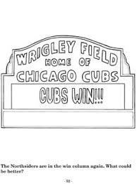 Small Picture Chicago Cubs Logo Coloring page Coloring Pages Printables